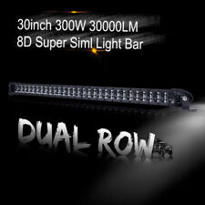 """30"""" inch Philips LED Light Bar Spot Offroad Driving Work Lamp 4x4 Truck Jeep SUV"""