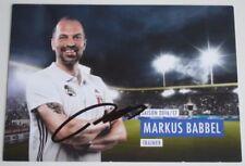 Surname Initial B Signed European Player/Club Football Photos