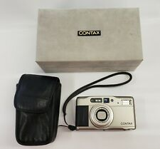 Contax TVS II Databack 35mm Point & Shoot Film Camera from Japan