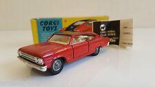 Corgi Toys - 263 - Marlin Rambler Sports Fastback en boîte d'origine VN MIB