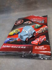 **RIVER SCOTT** MIP Disney Pixar Cars 3 Mini Racers #19 Mattel Diecast HTF