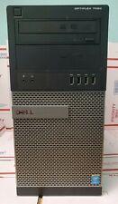 Dell OptiPlex 9020 (MT)Tower Intel i7-4790 8GB RAM 128GB SSD Windows 10 Pro #BN2