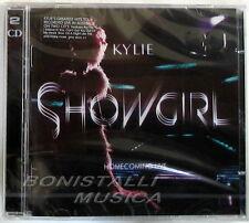 KYLIE MINOGUE - SHOWGIRL HOMECOMING LIVE - 2 CD Sigillato