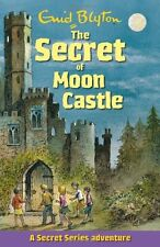 The Secret of Moon Castle (Secret Series),Enid Blyton