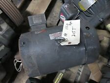 Baldor Double-Shafted AC Motor 37H543Y833H2 5HP 1160RPM 230/460V 16.2/8.1A Used