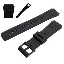 Watch strap 18mm to fit Casio MRW80M, MRW81, MW31, MW82, W84K, W59