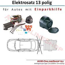 ES13 Elektrosatz universal Anhängerkupplung Einparkhilfe Abschaltung 13 polig