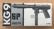 Maruzen KG9 SP Interdynamic KG-9 Airsoft Gun Made In Japan with Box