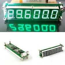 0.1 to 65MHz PIC16F648A RF Signal Frequency Counter Cymometer meter Ham Radio G