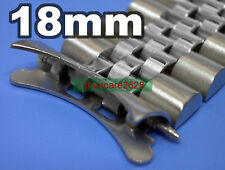 18mm Jubilee Stainless Steel Vintage Replacement Bracelet For Oyster Watchband