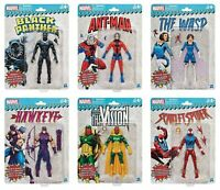 Vintage Marvel Legends Wave 2 Set of 6 Figures