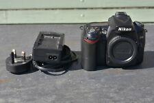 Nikon D90 12.3MP DSLR Camera Body - Black - Well Used, All Working - 49285 Shots
