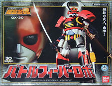 BANDAI SOC SOUL OF CHOGOKIN BATTLE FEVER GX-30  DIECAST FIGURE SEALED NEW