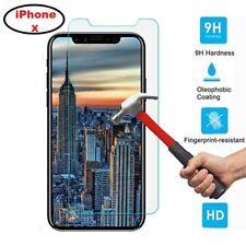 Genuine Tempered Glass for Apple iPhone X Screen Protector Ultra Thin Film