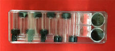Gold Vial Kit in Display Box - Glass Vials, Nugget Rounds & Magnifier Boxes