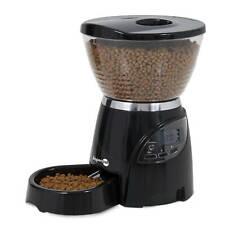 New listing Asp 00004000 en Programmable Pet Food Dispenser LeBistro 5 lb capacity