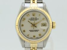 Rolex Oyster Perpetual Datejust Automatic Steel-Gold  Lady 69173