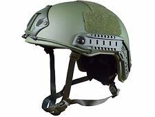 Ballistic helmet | ARCH high cut | NIJ IIIA; V50 700 m/s | OD green | Large