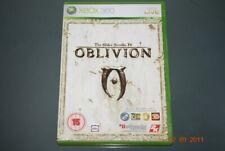 The Elder Scrolls IV Oblivion Xbox 360 UK PAL ** jouable sur XBOX ONE **