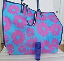 Estee Lauder summer tote/bag beach tote +Eye make up remover
