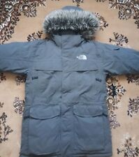 The North Face McMurdo, Daunenjacke, Winter Down Jacket Leather Parka Mantel