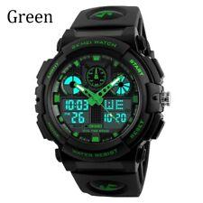 Men's Quartz Watch Sports Army Speedometer Style LED Digital Wrist Watch Canada