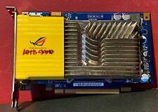 ASUS NVIDIA GeForce 8600 GT (EN8600GTSilentHTDP256M/A) 256MB Silent
