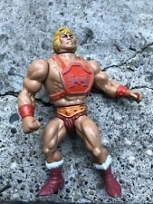 1981 He-man Masters Of The Universe He-Man Action Figure Complete Mexico
