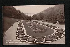 The Italian Gardens Saltburn By The Sea Nr Redcar 1900's Postcard ~ SUPERB IMAGE