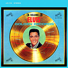 Elvis Presley , Elvis' Golden Records Volume 3 ( 2 LP, 180 gram_45 RPM )