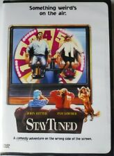 Stay Tuned (DVD, 2000) Widescreen, NTSC, R1