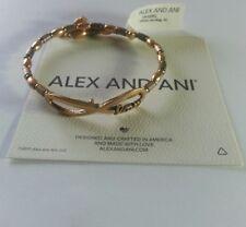 ALEX AND ANI Infinite LOVE Wrap Bangle Bracelet NWT BOX R GOLD VINTAGE 66