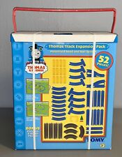 *NEW* Thomas 52 Piece Train Track Expansion Pack Motorized Rail & Road System