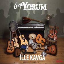 """GRUP YORUM """"ILLE KAVGA""""  Politik ve Ozgun Muzik CD 2017"""