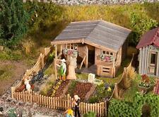 FALLER 180493 échelle H0 Jardins familiaux avec grand Cabanes de jardin # #