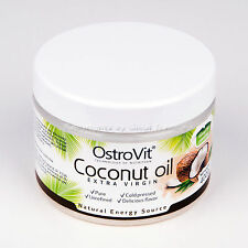 Coconut Oil 400g RAW Cold Pressed Extra Virgin Organic Best For Frying / Cooking