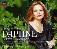 Renée Fleming, Renee Fleming - Daphne [New CD]