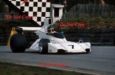 Carlos Reutemann Brabham BT44 British Grand Prix 1974 Photograph 3