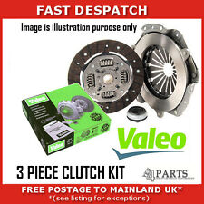 GENUINE OE VALEO 3 PIECE CLUTCH KIT FOR SKODA 826362
