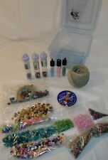 L@@K Mixed Lot Beading Supplies Beads Hemp Cord Bead stretch Jewelry cord