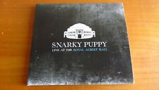 Snarky Puppy – Live At The Royal Albert Hall 2xCD * GroundUP Music