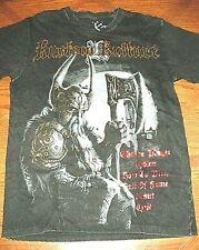 Kustom Kulture Viking Warrior World of Warcraft T-Shirt Biker vikings thor