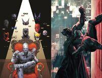 DC Comics Detective Comics #1029 Main Cover+Bermejo Variant NM 10/27/20 Pre-Sale