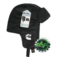 Dodge Cummins winter ear flap hat ball stocking cap beanie topper peterbilt kw
