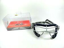 Harrow Navy Blue Lacrosse Women's Medium XV3 Goggles