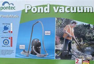 Pontec Pond Vacuum