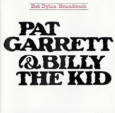BOB DYLAN : PAT GARRETT & BILLY THE KID / CD