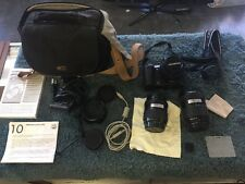 Olympus E-500 Evolt 8 Megapixel Digital Camera Bundle Three Lenses