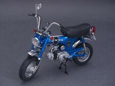 1/10 Ebbro Honda Dax ST50 1969 - blau - 1/12 - Motorrad - 10005 - 142038