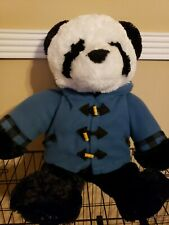 Dan Dee Panda large Stuffed Plush Jacket